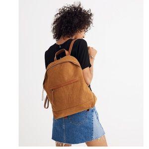 Madewell Bags - Madewell Charleston Backpack in Acorn 🌰